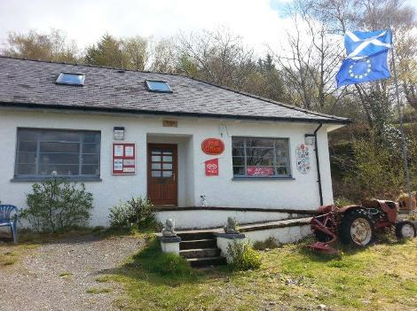 Inverie Post Office and Village Shop